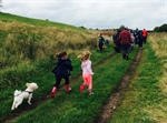 Silverdale Primary Academy Pupils Become Ramblers for Charity